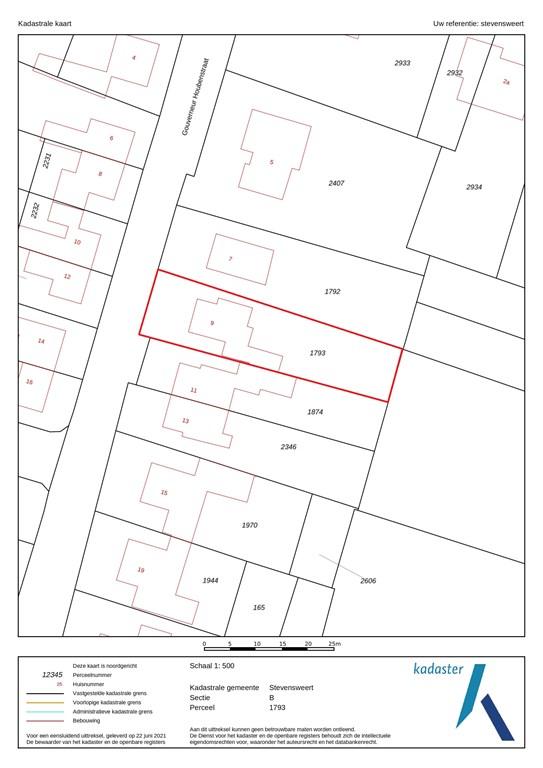 Gouverneur Houbenstraat 9, Stevensweert